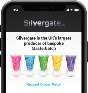 Silvergate App on iPhone