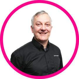 Mark Loughlin, Technical Manager