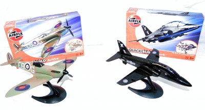 Silvergate And PlasTech Bring Airfix To A New Generation