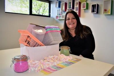 Silvergate's Emma is Sweet for Candy