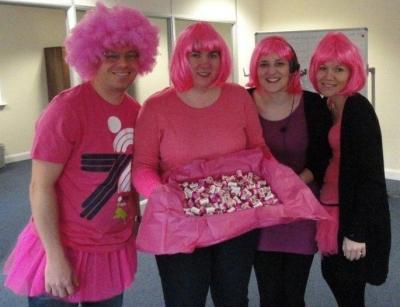 Silvergate's Pink Campaign Raises An Amazing £4,150!