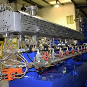 Silvergate Invests In A New Extrusion Line