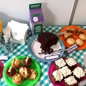 Silvergate Raises £150 for Macmillan's World's Biggest Coffee Morning